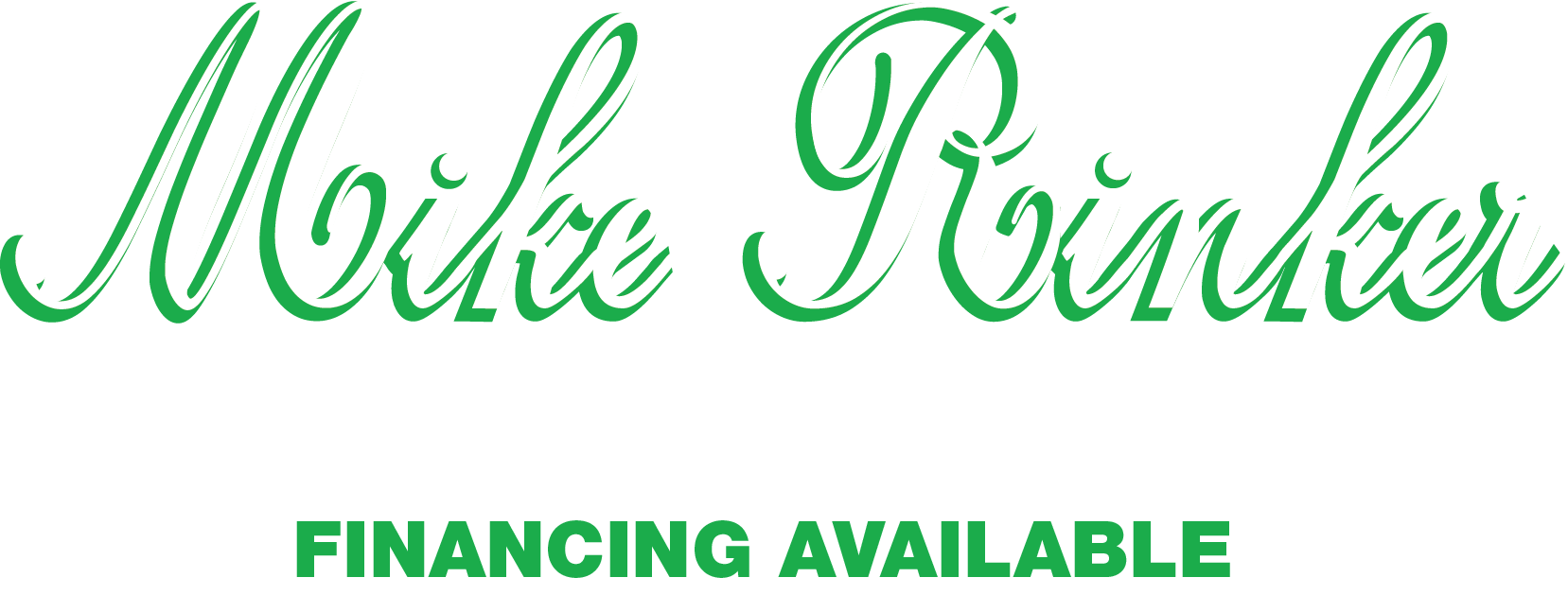 Mike Rinker Farm Equipment buying, selling & trading equipment